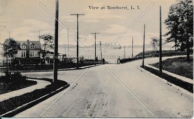 Beechhurst water view, Whitestone