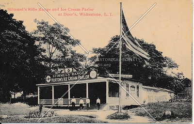 Stimmel's Rifle Range and Ice Cream Parlor, Whitestone