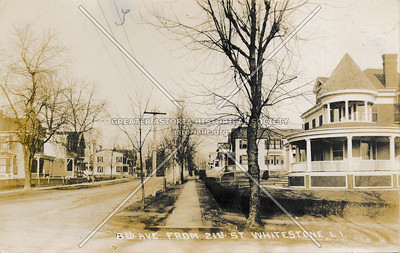 8th Avenue and 21st Street (11th Avenue and 150th St) Whitestone