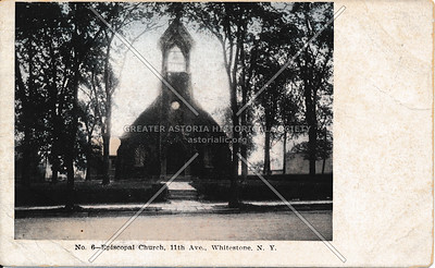 Grace Episcopal Church, 11 Ave (Clintonville St)
