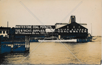 Tug and yacht supplies, Whitestone