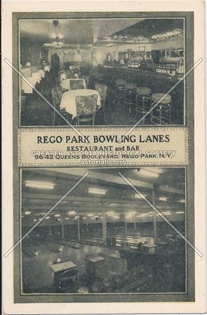 Rego Park Bowling Lanes