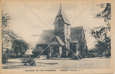 Church in the Gardens, Forest Hills
