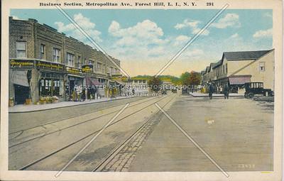 Metropolitan Avenue, Forest Hills