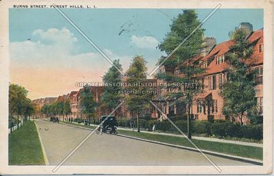 Burns Street,  Forest Hills