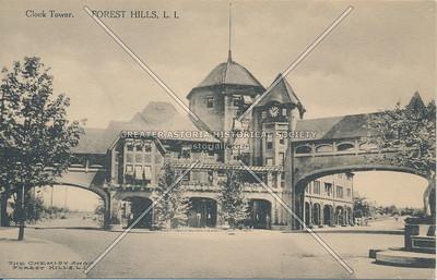 Station Square, Forest Hills