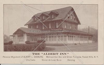 Albert Inn, Metropolitan Ave and Union Turnpike, Forest Hills