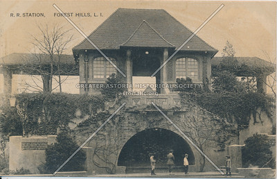 Long Island Rail Road station, Forest Hills
