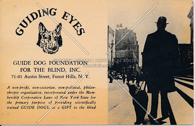 Guide Dog Foundation for the Blind, Forest Hills