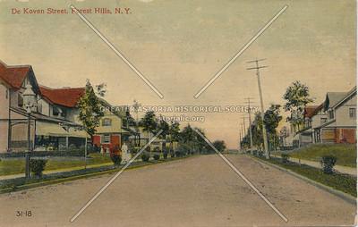 De Koven St (72 Road), Forest Hills