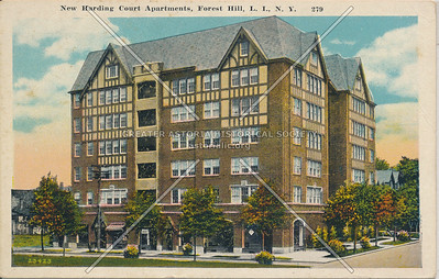 New Harding Court Apartments, Forest Hills