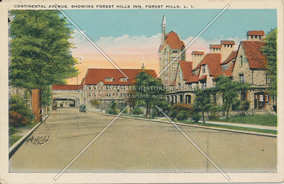 Continental Avenue (71 Ave), Forest Hills