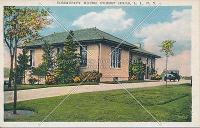 Community House, Forest Hills