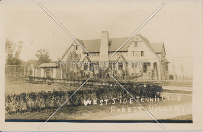 West Side Tennis Club, Forest Hills