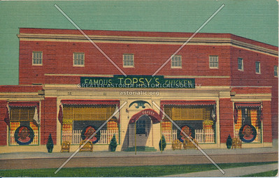 Topsy's Chicken, Forest Hills