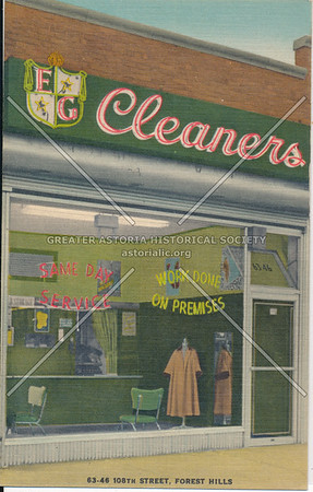 EG Cleaners, Forest Hills