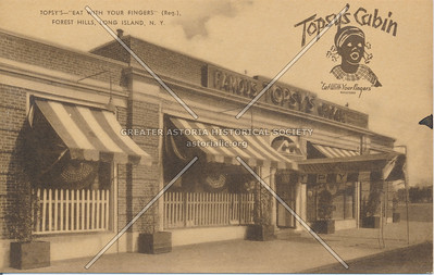 Topsy's Cabin, Forest Hills