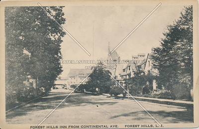 Continental Ave (71 Ave), Forest Hills