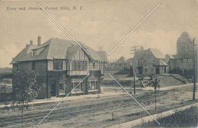 71 Ave at Austin St., Forest Hills