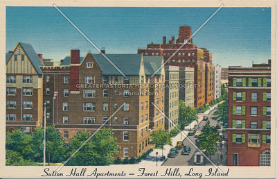 Sutton Hall Apartments, Forest Hills