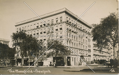 The Mansfield., Broadway & 149th St., N.Y.