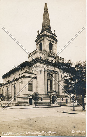 First Church, Christ Scientist, N.Y.