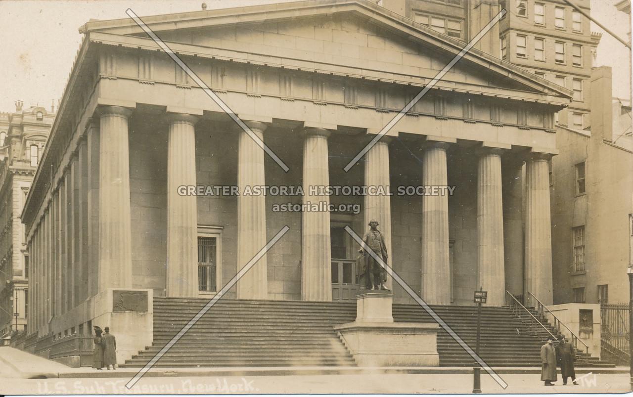 U.S. Sub Treasury, N.Y.