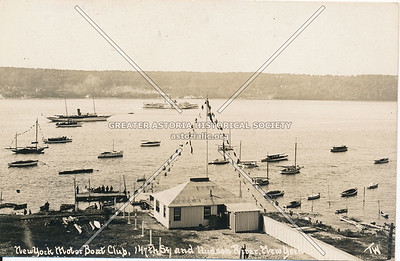 New York Mother Boat Club, 147th St & Hudson River, N.Y.