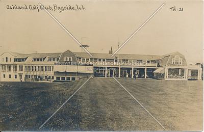 Oakland Golf Club, Bayside, L.I.