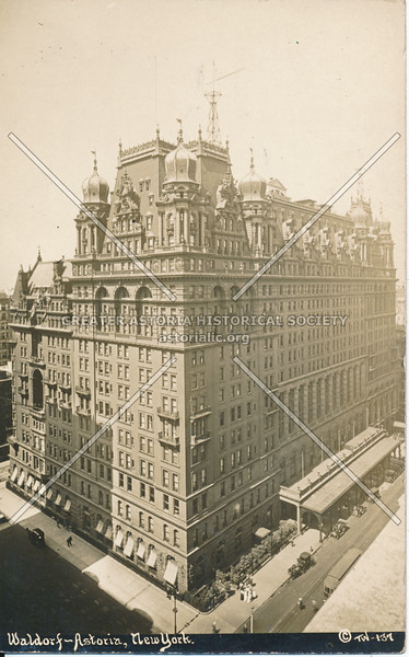 Waldorf-Astoria, N.Y.