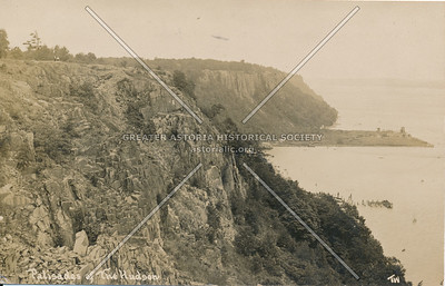 Palisades of the Hudson, N.Y.