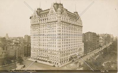 The Plaza Hotel, N.Y.