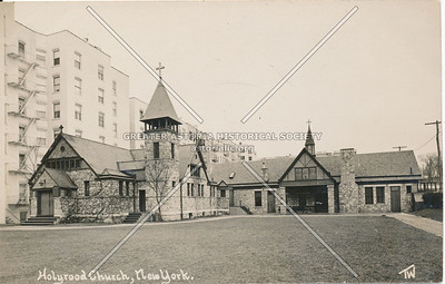 Holyrood Church, Past Broadway & 181st., N.Y.