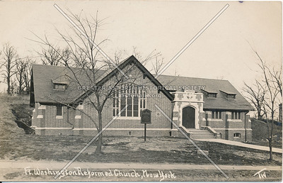 Fort Washington Reformed Church, N.Y.
