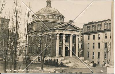 East Hall, Columbia University, N.Y.