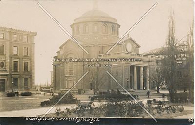 Chapel Columbia University, N.Y.