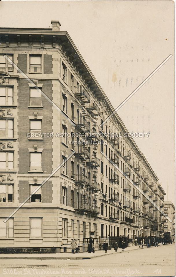 S.W. St. Nicholas Ave & 164th St., N.Y.