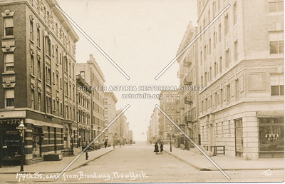 179th St., East from Broadway, N.Y.