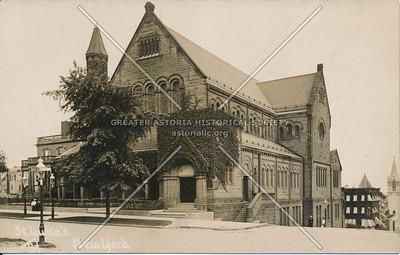 St. Luke's, N.Y.