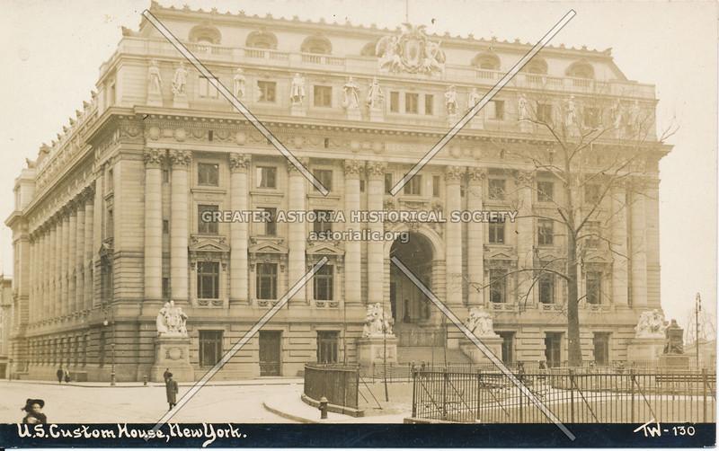 U.S. Custom House, N.Y.