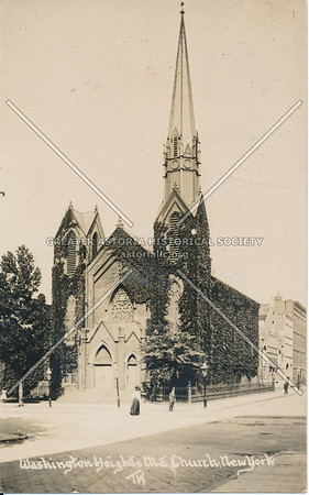 Washington Heights M.E. Church, Amsterdam, N.Y.