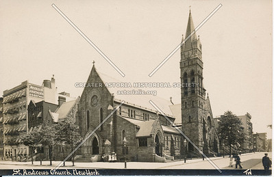 St. Andrews Church, 127th St & 5th Ave, N.Y.
