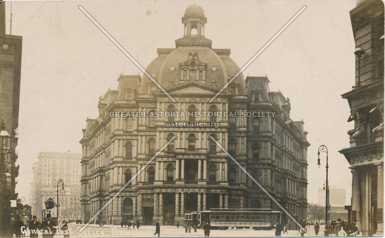 General Post Office, N.Y.