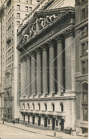 The Stock Exchange, N.Y.