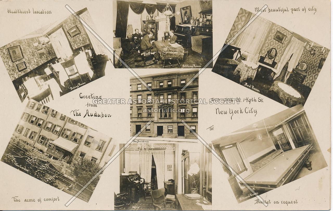540-546 West 149th St., N.Y.