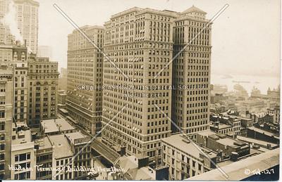Hudson Terminal Building, N.Y.