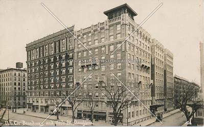 N.E. Cor., Broadway & 111th St., N.Y.