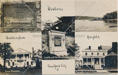 Washington Heights' History, NYC.