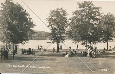 Lake, Van Cortlandt Park, N.Y.