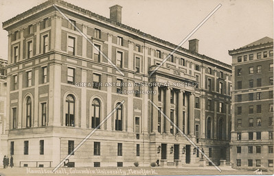 Hamilton Hall, Columbia University, N.Y.